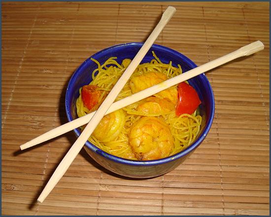 burmese-noodles-with-prawns