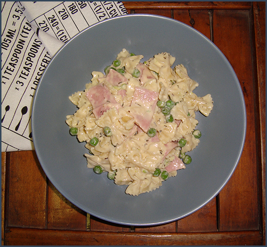 ham-and-pea-pasta