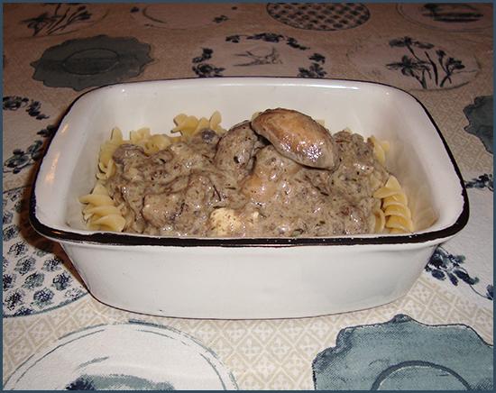 mushroom-and-white-wine-pasta