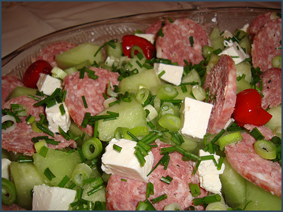 Melon-and-salami-salad-1
