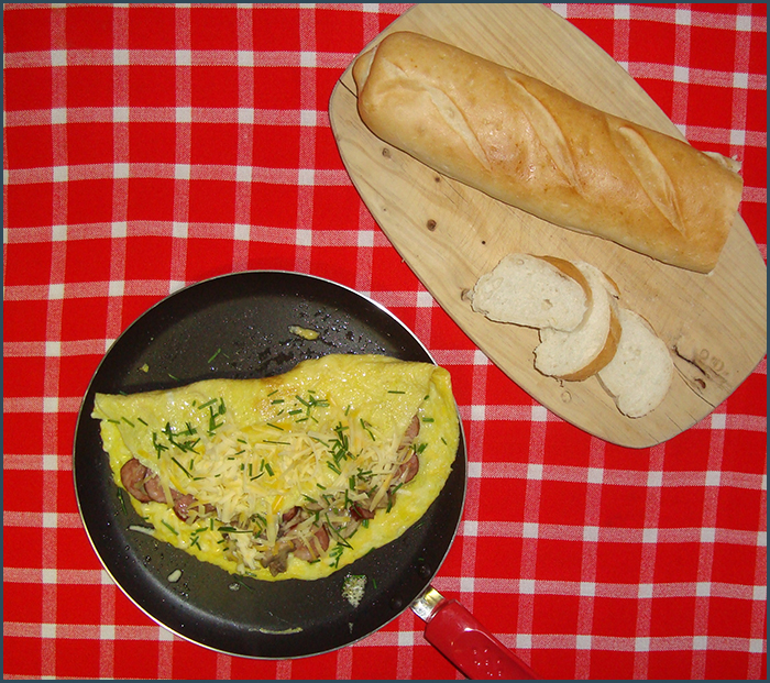 mushroom-and-chorizo-omelette-3