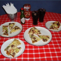 No 1 Championship Boerewors pizza: two ways #sizzlesizzle