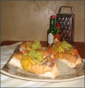 cheese-steak-sandwiches-with-tomato-and-guacamole-1