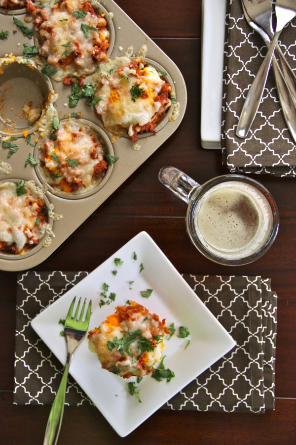 spicy-chicken-sausage-and-cheese-muffins