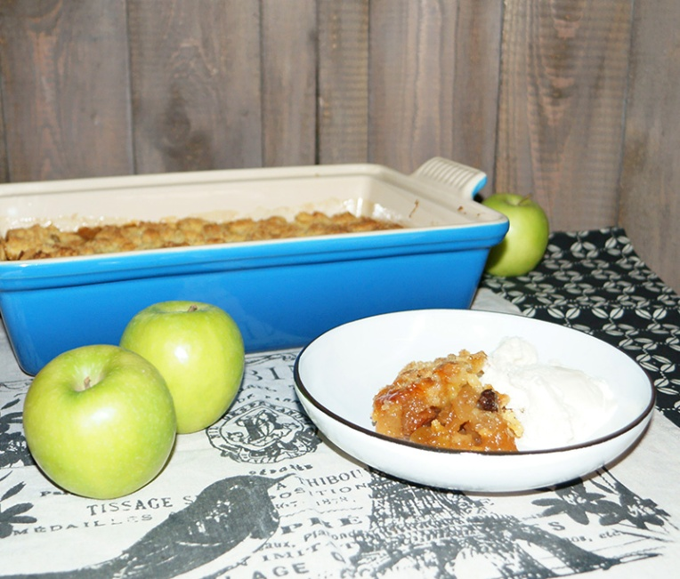 apple-crumble-with-raisins-1