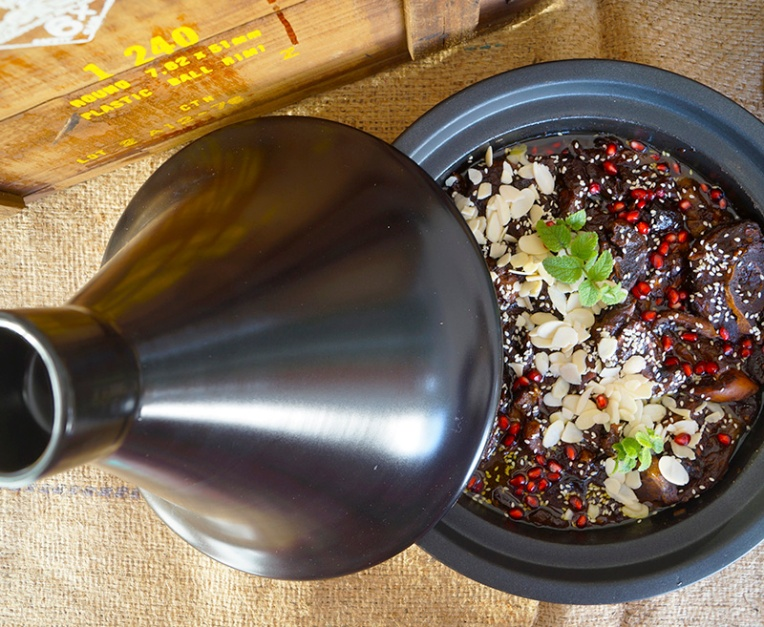 lamb and prune tagine 3